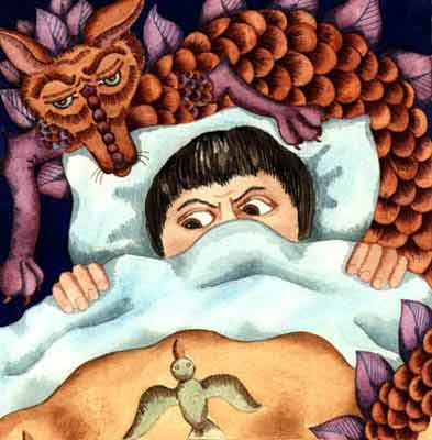 Oneirofobia Somnifobia O Miedo A Dormir Síntomas Y Tratamientos Rincón De La Psicología