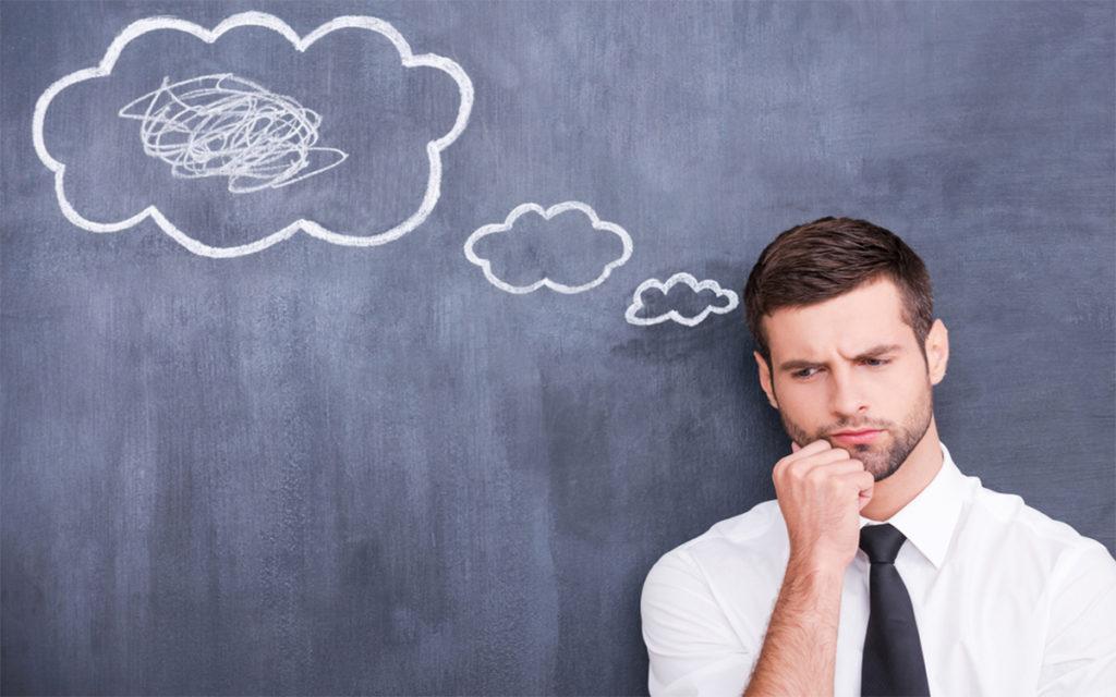Cambiar los pensamientos depresivos