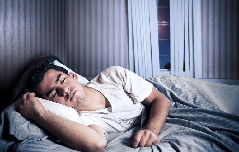 Seguir buenos hábitos de sueño
