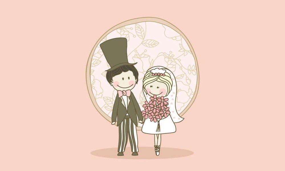 Dibujo de Matrimonio