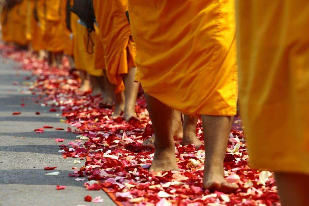 Parábola budista sobre emociones