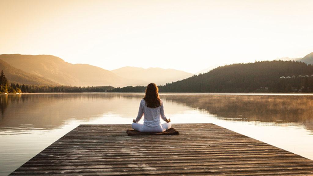 Meditar para eliminar la depresión