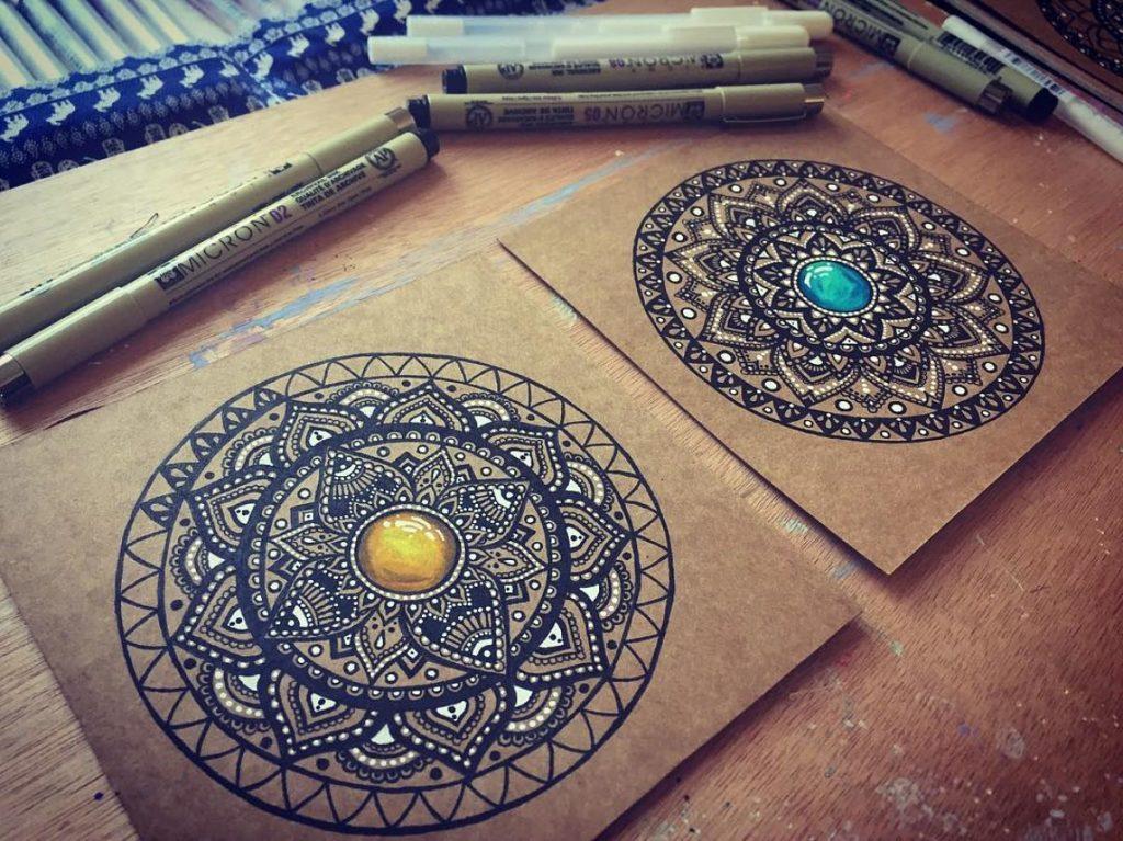 Mandalas Para El Estres 5 Libros De Mandalas Para Colorear Que