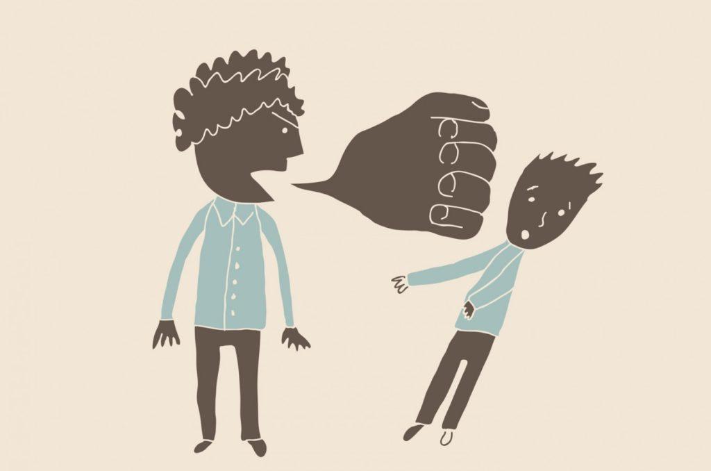 Violencia verbal