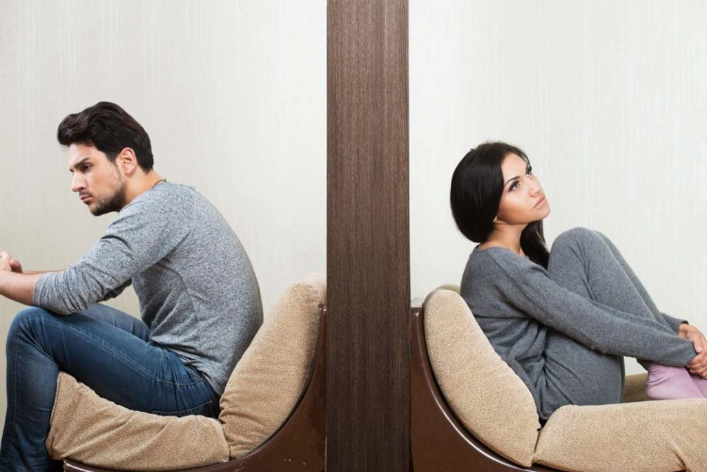 Distancia emocional en la pareja